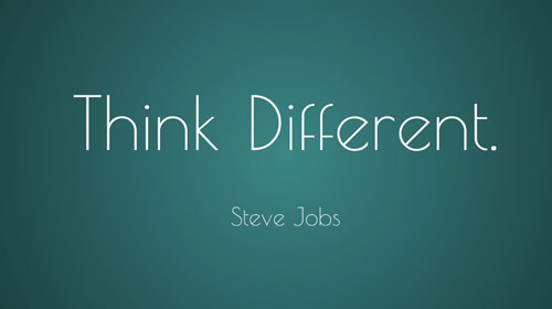 how great companies think differently